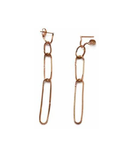 By Boe Looped Drop Earrings