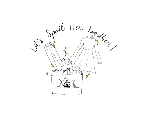 Victoire Boutique Let's Spoil Her... Together! Personal Shopping Service