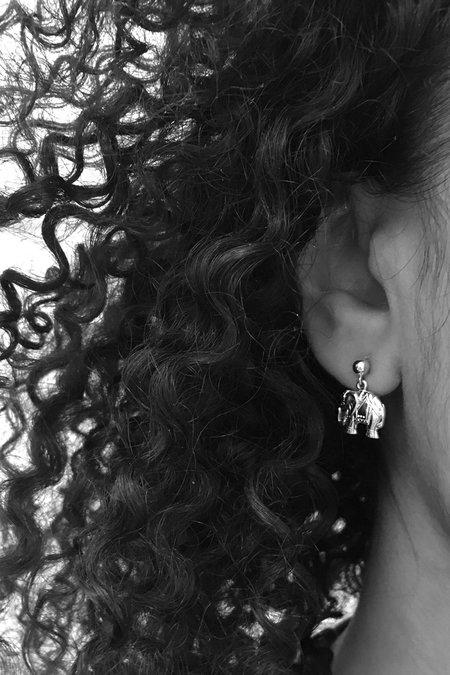 Haati Chai Ellie Earrings - 14k gold