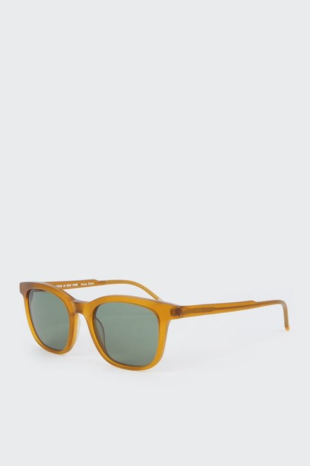 Kaibosh A Scandinavian In NY Sunglasses - honey glaze