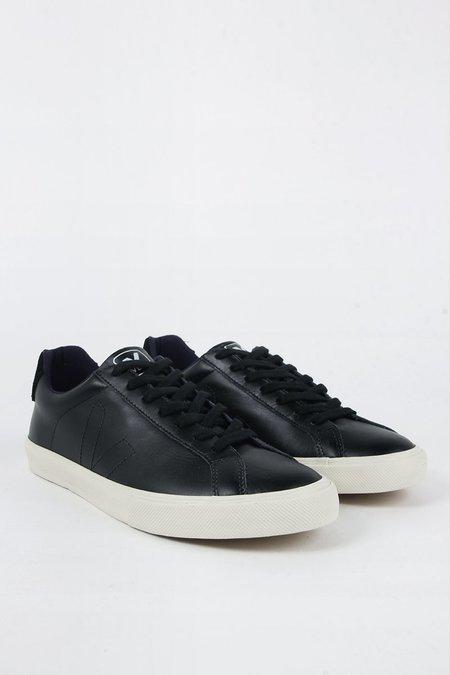 Unisex VEJA Esplar Low Leather - black/black