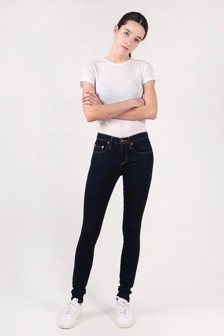 Nobody Denim Geo Skinny Jeans - Base