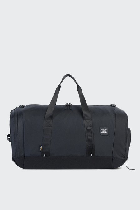 Herschel Supply Co Gorge Duffle Bag - Black