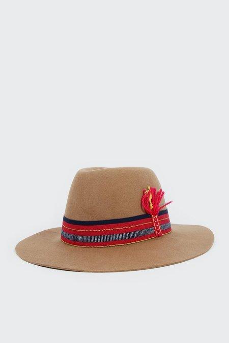 Brixton Granada Hat - Tan