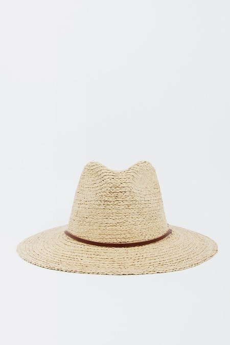 Unisex Brixton Kenton Hat - Tan