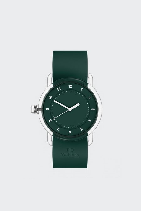 TID Watches No. 3 TR90 Watch Set - green