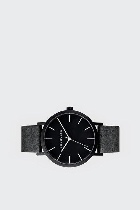 The Horse Original Watch - all black