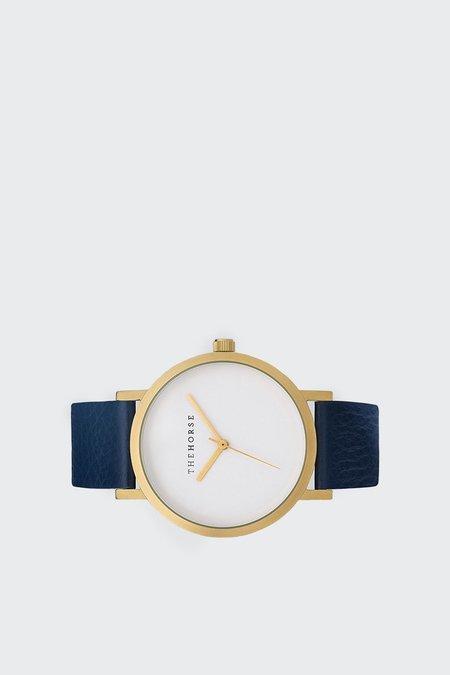 Unisex The Horse Original Watch  - Gold/White/Navy