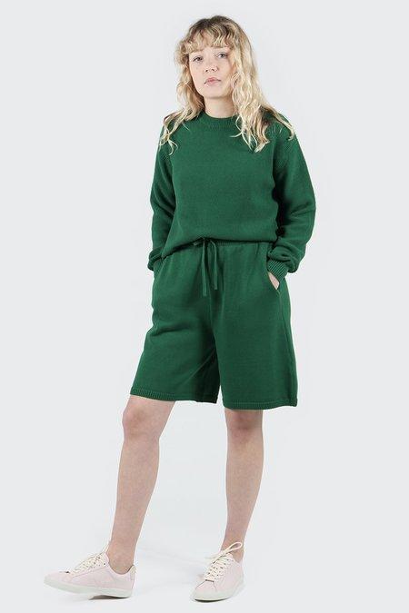 Kowtow Pavement Shorts - Evergreen