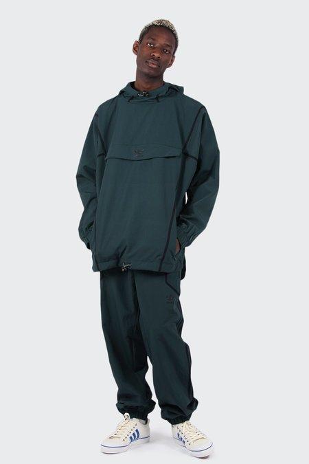 Adidas Originals Taped Anorak - green night