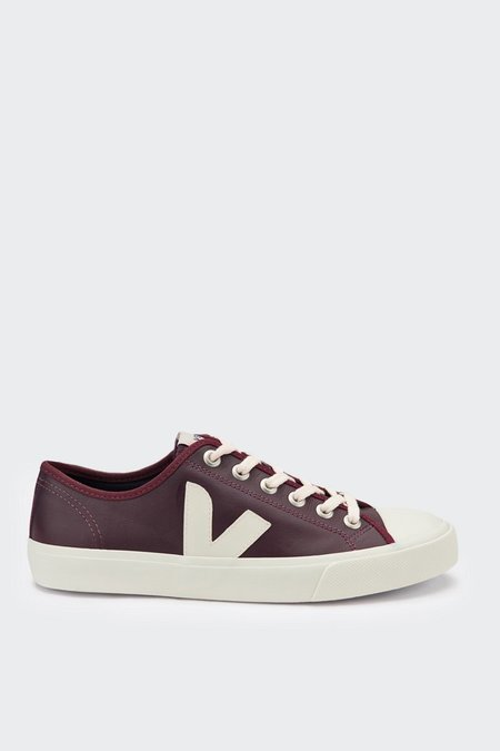 Unisex VEJA Wata Leather - burgundy