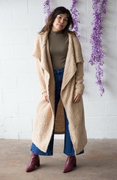 Feltee Venus Coat - Cream