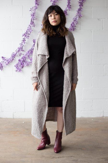 Feltee Venus Coat - Natural Grey