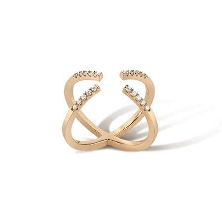 Shahla Karimi Columbus Ring No. 3