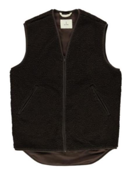 La Paz Penouco Brown Jacket Vest