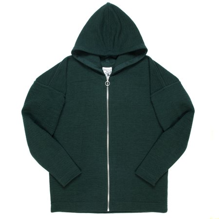 S.N.S. Herning Orig Hoodie Jacket - Safe Green