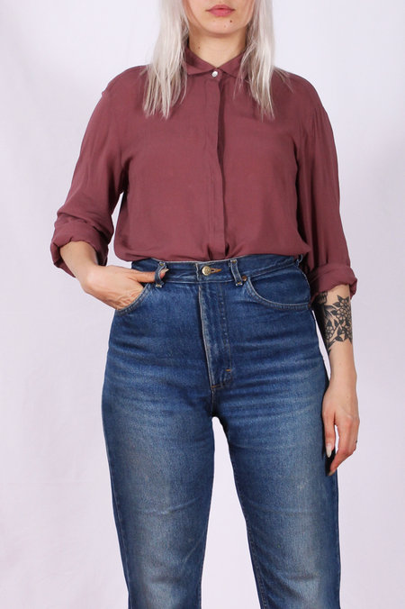 Hartford Clyde Button Down Blouse