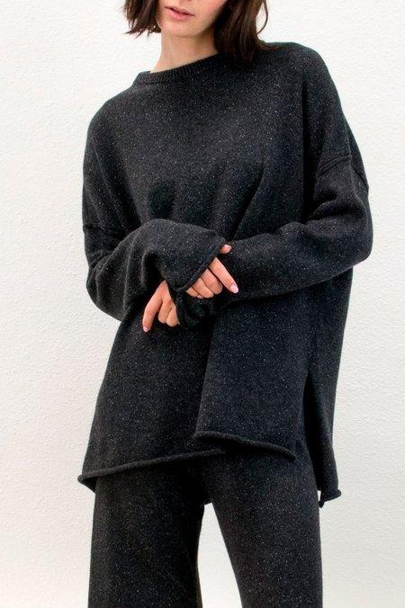 Micaela Greg-Hi Low Sweater