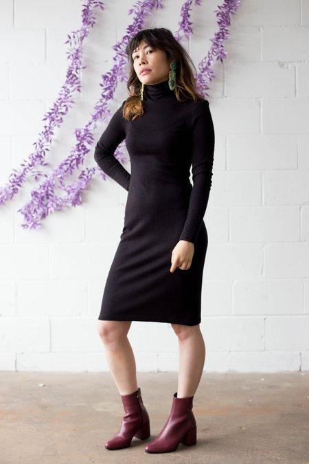 Body Bag Colombus Dress - Black