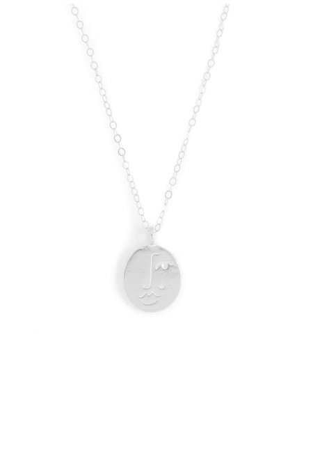 Wolf Circus Matisse Necklace - Silver
