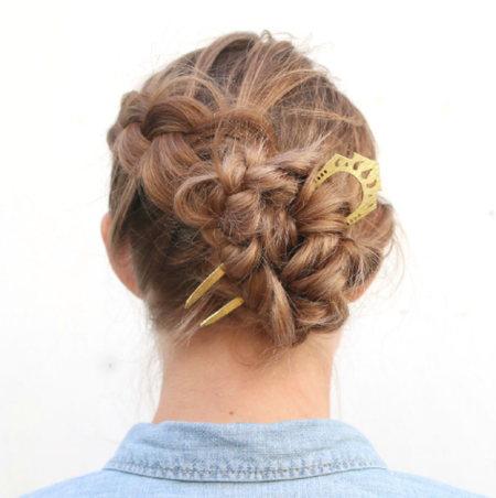 Nikki Jacoby Maza Hair Comb