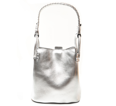 Bonastre Medium Silver Teapot Bag