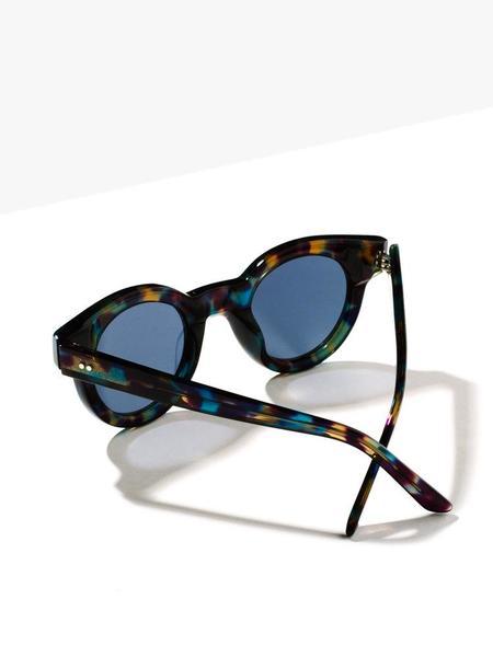 Sun Buddies Edie - Blue Leopard