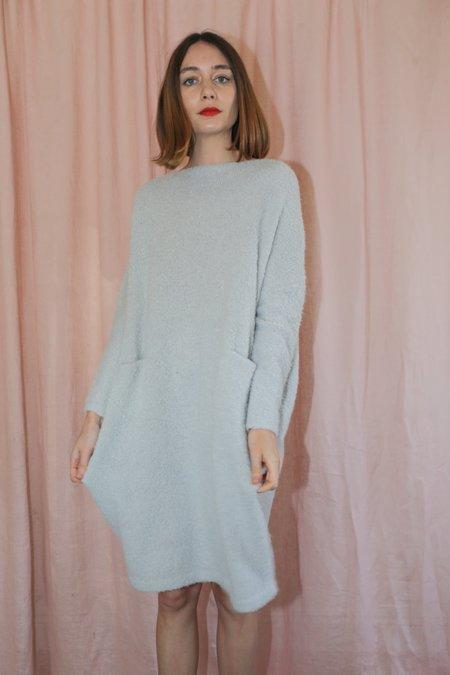 Lauren Manoogian Trapezoid Dress in Overcast