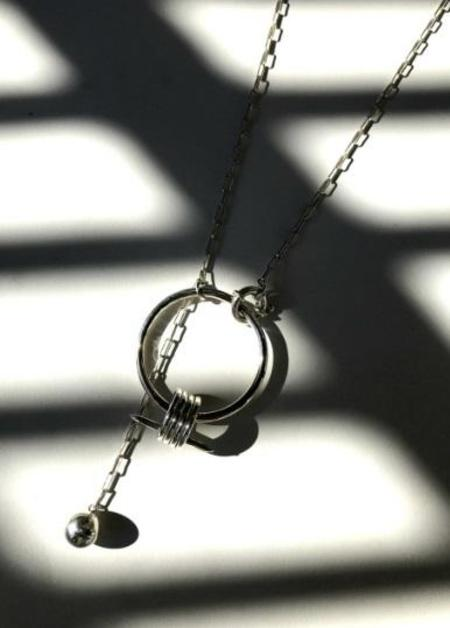 MDG Sliding Oriel Spire Necklace