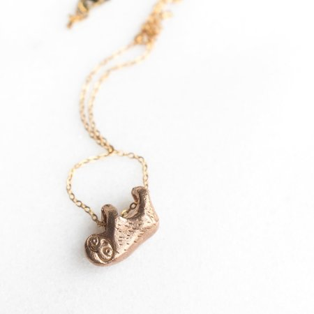 Dawning Collective Sloth Necklace