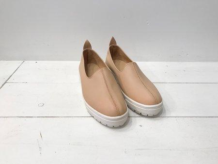 Vayarta Silk Platform Sneakers