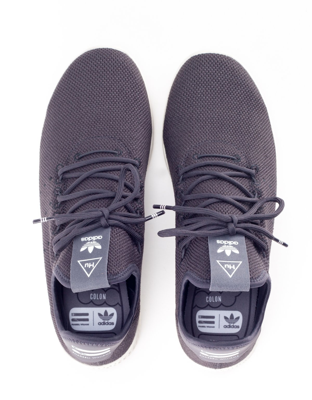 Adidas White Garmentory Chalk Carbon Williams Tennis Pharrell Hu rwOPrf