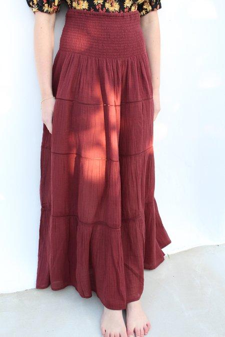 Anaak Jaisalmer Maxi Skirt Sienna