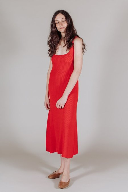 Mara Hoffman Vita Dress - Red