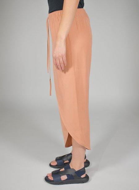 Priory Tulip Pant - Dusty Pink Modal