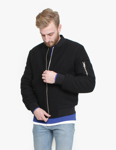 Harmony Mark Jacket - Black