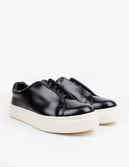Eytys Doja Leather Sneaker - black