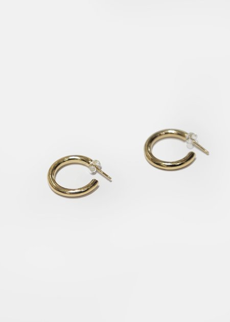 Wolf Circus Gold Gia Hoops