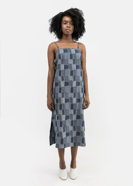 Vale Denim Castaway Dress