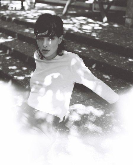 Sherie Muijs T-Shirt No. 19 - Natural