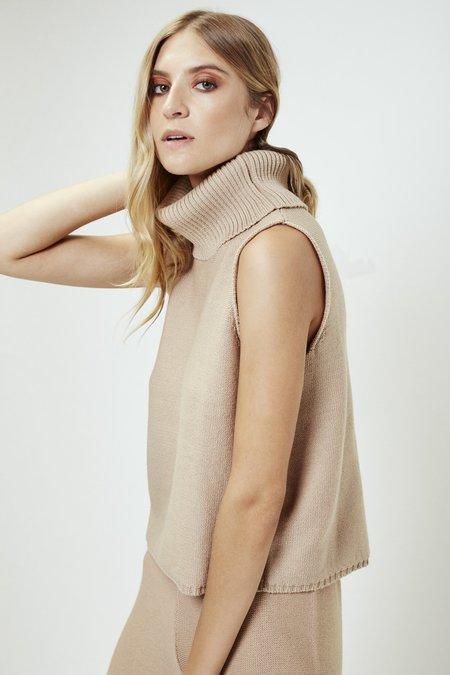 Mila Zovko Amanda Sweater in Oatmeal