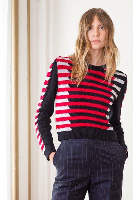 Mila Zovko Natalia Sweater - Red