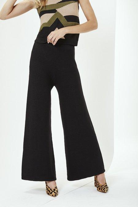 Mila Zovko Solange Pants in Black