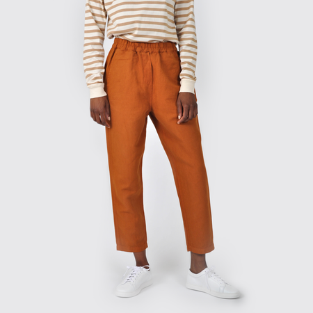 Hansel From Basel Francois Pants - Ginger