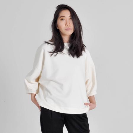Ilana Kohn Aaron Shirt - Cream