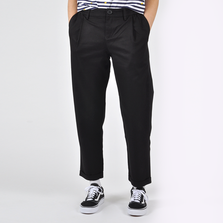 Kowtow Shore Relaxed Pant - Black
