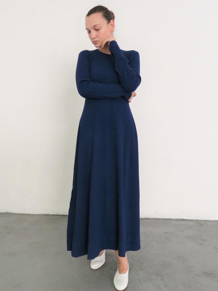 Delfina Balda Nova Dress - Cobalt