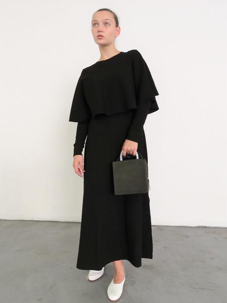 Delfina Balda Cata Dress - Black