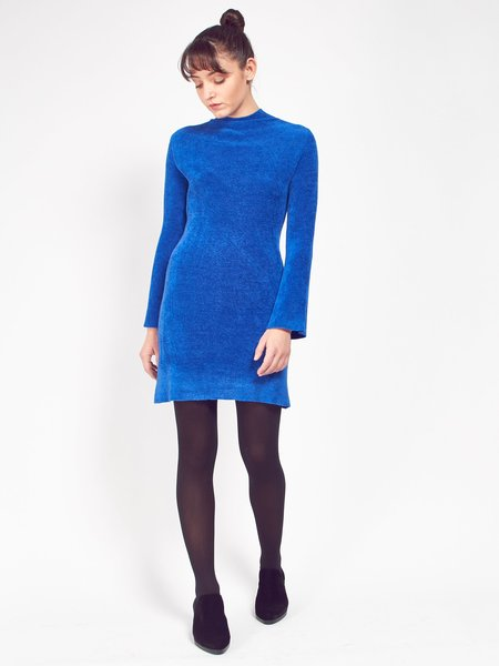 Pari Desai Ramona Sweater Tunic - Lapis