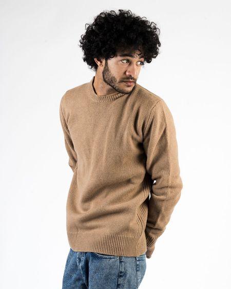 Harmony Wulf Sweater - Camel